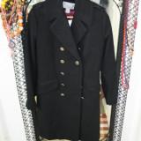 Palton H&M - Palton dama, Marime: 36, Culoare: Negru, Negru