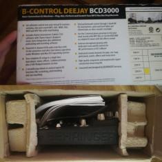 Mixere DJ - BEHRINGER B-Control Deejay BCD3000 USB . MIDI . PC Control FULL BOX