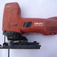 HILTI WSJ 750 EB fierastrau pendular profesional cu turatie reglabila