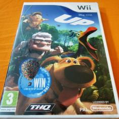 Jocuri WII Thq, Actiune, 3+, Single player - Joc Disney Pixar Up, Wii, original si sigilat, 59.99 lei(gamestore)!