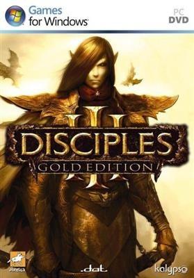 В золотое издание войдут оригинальная игра Disciples III: Renaissance и адд