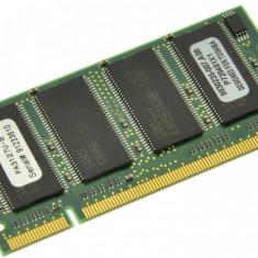 Memorie RAM laptop Toshiba, DDR, 256 MB - Memorie laptop 256MB DDR1 266 MHz (PC2100) Toshiba PA3127U-B, SODIMM 200 pini