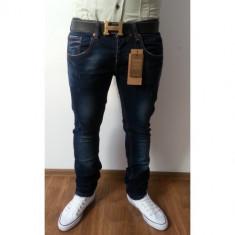 Blugi barbati, Lungi, Normal - Blugi Poema&Musse Model Deosbit