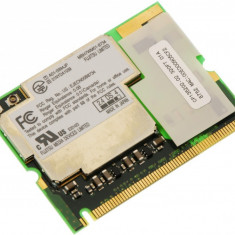 Placa de retea wireless laptop Fujitsu Lifebook S6010, CP135202-02, MBH7WM01-8734 Fujitsu Siemens