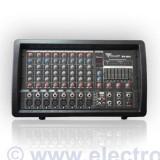 Mixere DJ - MIXER AMPLIFICAT LINIE PHANTOM USB 2X100W
