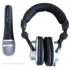 Mixere DJ - SET DJ MICROFON SI CASTI