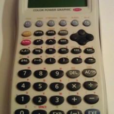 Vand calculator stiintific Casio Color Power Graphic cfx-9850GC PLUS - Ghilotina