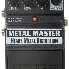 DigiTech XMM Metal Master Distortion - Efect Chitara