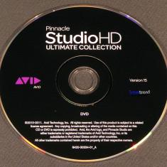 Vand soft pentru editare video Avid studio 15 - Aplicatie PC