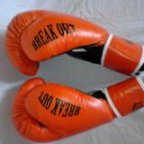 Manusi box - Manusi kickbox box piele 10 oz