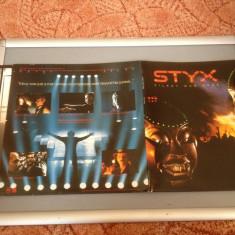STYX - KILLROY WAS HERE (1983/A & M REC/RFG)-gen:ROCK/PROG - VINIL/PICK-UP/VINYL - Muzica Rock universal records