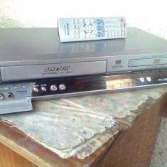 Dvd player si vcr Panasonic NV-VP30 - DVD Recordere Panasonic, MP3, SCART