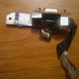 Cablu laptop Asus, Cabluri video - MODUL VGA+PANGLICA LAPTOP TOSHIBA SATELLITE SATEGO X200 X205 4559HJ51L03