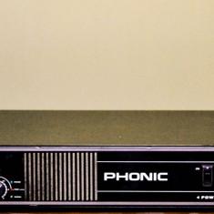 Sistem de sunet 1500W Amplificator Phonic Boxe Mag + XLR
