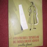 Carte design vestimentar - CONSTRUIREA TIPARELOR DE IMBRACAMINTE GROASA PENTRU FEMEI - COORD, COAUTOR: WALDNER HERMAN