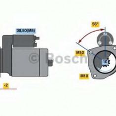 Electromotor - Starter PEUGEOT 508 2.0 HDi - BOSCH 0 986 018 310