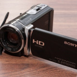 Camera Video Sony, Card Memorie - Sony HDR-CX190