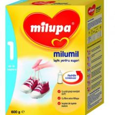 Lapte praf bebelusi Milupa, De la 0 luni - Milupa