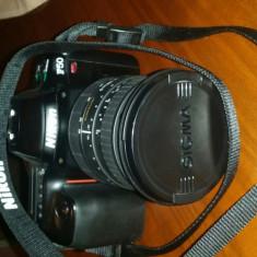 Nikon F50 - Aparat Foto cu Film Nikon, SLR