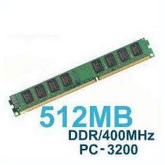 Memorie RAM Elixir DDR 1 400 Mhz PC 3200 512 Mb