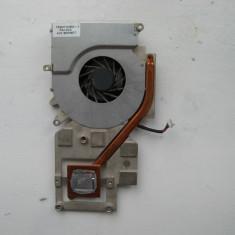 Cooler laptop - Cooler ventilator laptop + heatsink / racitor ASUS F3 F3 F3S