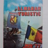 Almanah Turistic 1977 / C17P