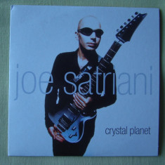 JOE SATRIANI - Crystal Planet - C D Original ca NOU - Muzica Rock epic