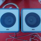 BOXE AEG, PENTRU MINI SISTEM . - Combina audio