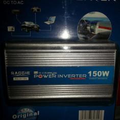 Invertor auto RG-8115N 150W Car Power Inverter 12VDC 220VAC