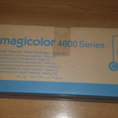 Toner Konica Minolta Minolta Magicolor Culoare CYAN compatibil seria 4600
