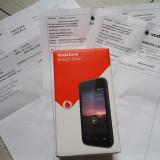 Telefon mobil Vodafone, Negru, 4GB, Vodafone, Single SIM, Dual core - Vand telefon Vodafone Smart 4 Fun VF685 black NOU, GARANTIE 2 ANI!