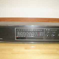 Aparat radio Grundig, Analog - Radio GRUNDIG rf-425