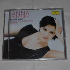 Vand cd ANNA NETREBKO-Opera arias - Muzica Clasica universal records