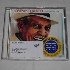 Vand cd COMPAY SEGUNDO-Cien anos de son... - Muzica Latino warner