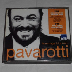 Vand cd+dvd HOMMAGE A LUCIANO PAVAROTTI - Muzica Clasica sony music