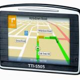 Resigilat - Sistem de navigatie GPS TTI S505 Cod S505