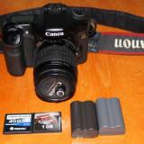 DSLR Canon, Kit (cu obiectiv), 10 Mpx - Canon 40d
