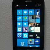 Telefon mobil Nokia Lumia 710, Negru, Neblocat - Nokia Lumia 710
