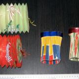 LOT LAMPION / LAMPIOANE SI DECORATIUNI VINTAGE PICTATE MANUAL