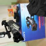 Sony vx 2100 - Camera Video Sony, Mini DV, peste 12 Mpx, CMOS, 2 - 3