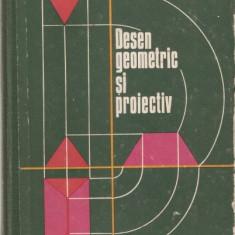 A. COLIU, I. SINTIE - DESEN GEOMETRIC SI PROIECTIV { 1973, 331 p.}