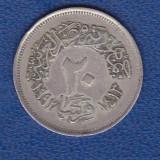 Egipt 20 piastres 1992