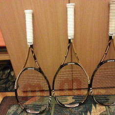 Rachete de tenis noi Wilson BLX - Racheta tenis de camp Wilson, Performanta, Adulti