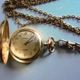 CEAS MECANIC DUGENA - PANDANTIV SAU DE BUZUNAR - Ceas de buzunar vechi