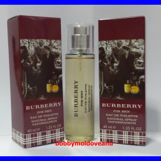TESTER FIOLA PARFUM BARBAT BURBERRY FOR MEN - 40ML - Parfum barbati