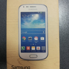 Samsung Galaxy Tren Plus S7580 - Telefon mobil Samsung Galaxy Trend Plus, Negru, Neblocat