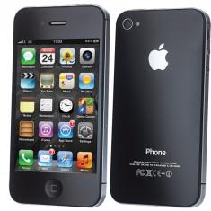 iPhone 4s Apple 16GB excelent, Negru, Neblocat