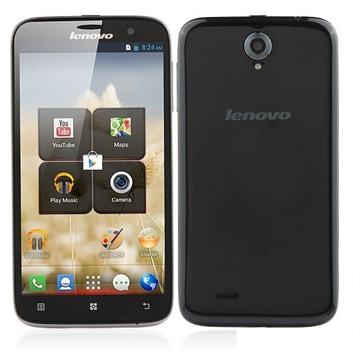 "Lenovo A850 Dual Sim Smartphone 5.5"" , Quad Core 1.3Ghz, 3G , GPS, WiFi, Android 4.2.2,  In stoc Pret Promotional foto mare"