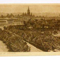 Carte postala - ARHITECTURA, ISTORIE - Viena - Austria - circulata anii 1920-1930 - 2+1 gratis toate produsele la pret fix - RBK4023, Europa, Printata