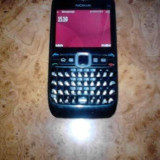 Vand Nokia E63 - Telefon Nokia, Negru, Neblocat